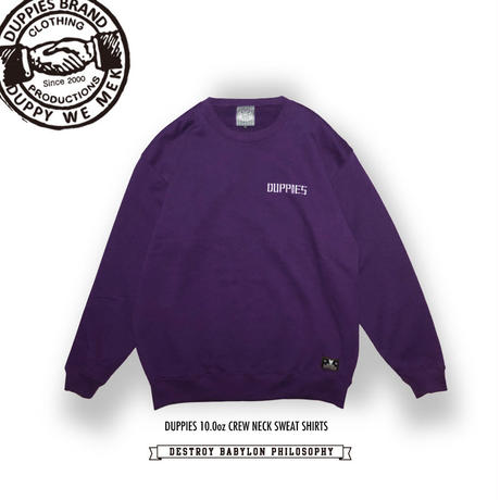 Duppies / Crewneck Sweat Shirts
