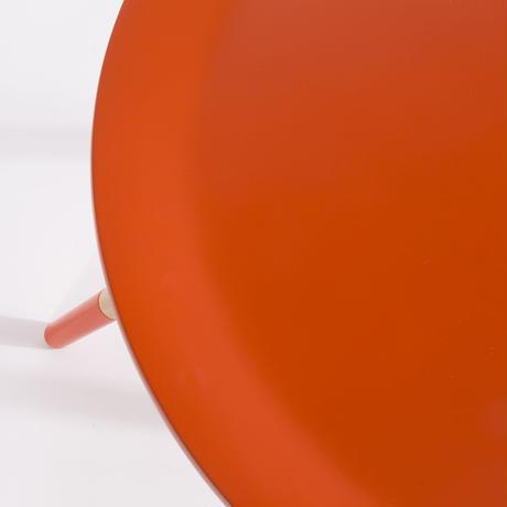 サイドテーブル Two Tones Orange - Zuiver