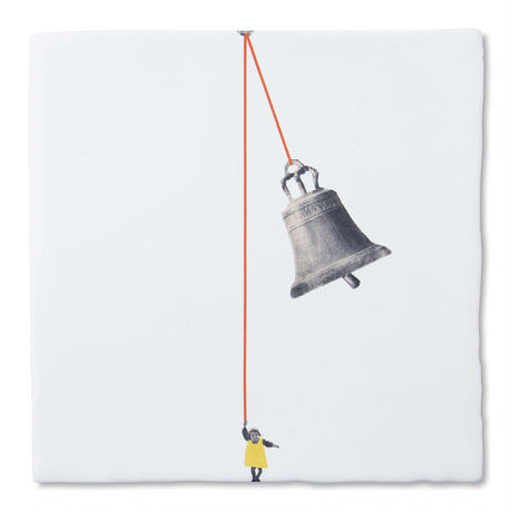 StoryTiles タイル The Bell Ringer 10x10