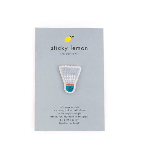 刺繍ピン シャトル- STICKY LEMON
