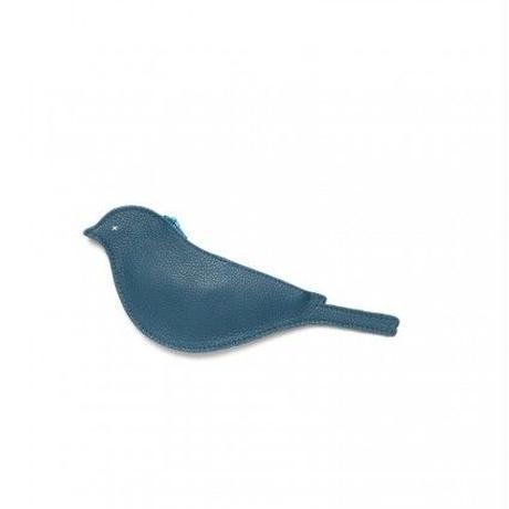 Tweet Bird case オールドブ ルー  - Keecie