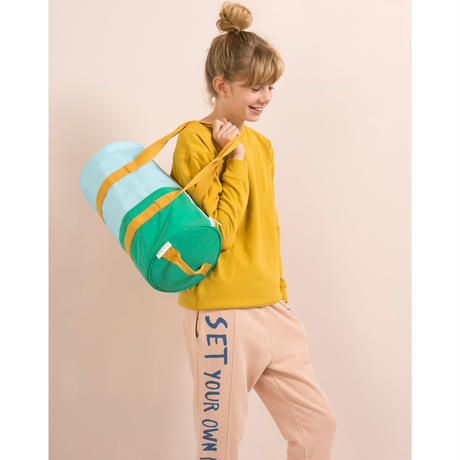 ダッフルバッグ  RETRO MINT/LIGHT BLUE - STICKY LEMON