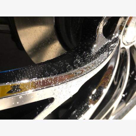 KTCトップコート(カルナバロウ配合マルチコーティング:濃縮タイプ) 希釈用スプレーボトル 塗り込みスポンジ  施工説明書付き