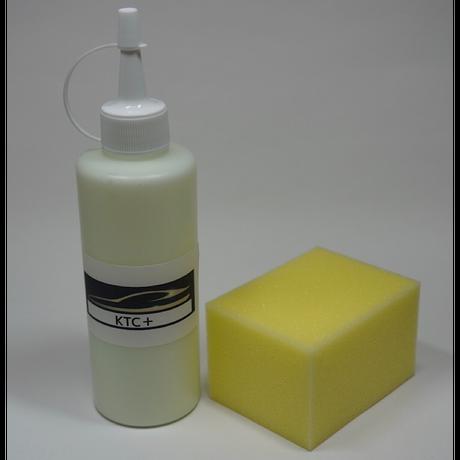 コレを買えば間違いなし!KTC+(塗装の荒れ、汚れ除去や傷改善補修マルチクリーナー・高硬度塗装・耐スリ塗装対応超微粒子コンパウンド:クリーナー~極細目~艶出し相当)