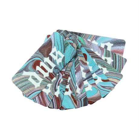 デッキテープステッカー 赤青紫 *55mm×125mm