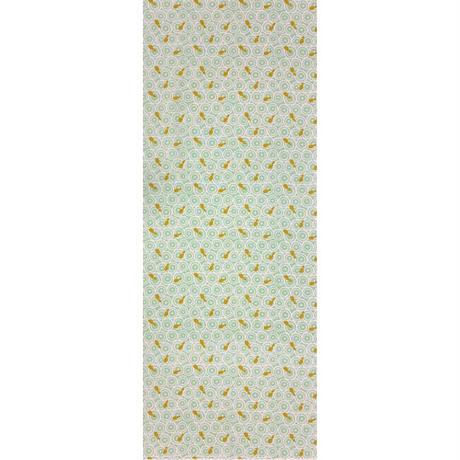 〔手拭壱本〕ちょっと長めの上等手ぬぐい プレミアム  瓢箪から駒 柄(約34×約100㎝)