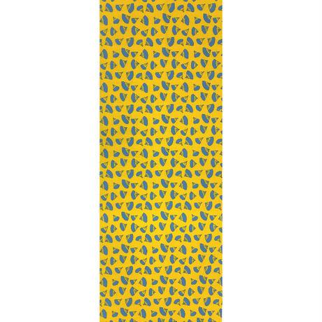 〔手拭壱本〕ちょっと長めの上等手ぬぐい プレミアム  扇 柄(約34×約100㎝)