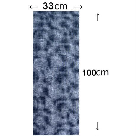 〔手拭壱本〕ちょっと長めの100センチ 上等手ぬぐい 匹田 柄(約33×約100㎝)