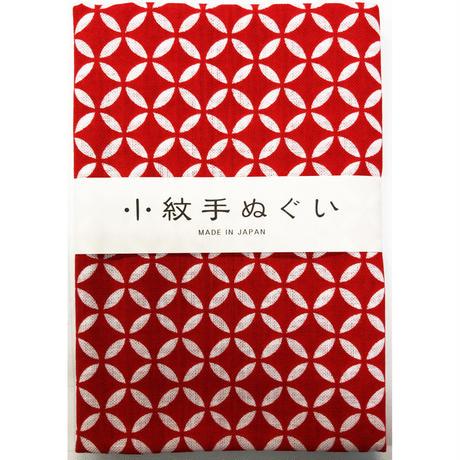 〔手拭壱本〕小紋手ぬぐい 七宝柄(33×90㎝)