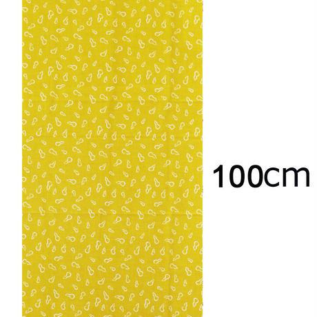 〔手拭壱本〕ちょっと長めの100センチ 上等手ぬぐい ひょうたん 柄(約33×約100㎝)
