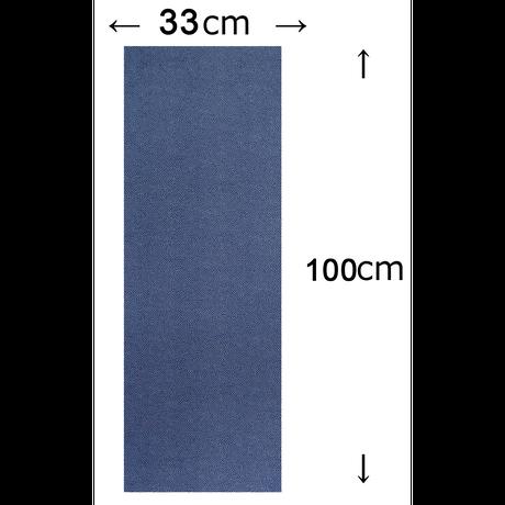〔手拭壱本〕ちょっと長めの上等てぬぐい3枚セット 鮫小紋柄(約33×約100㎝)