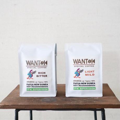 IFNi ROASTING&CO. / WANTOK COFFEE BEANS (180g)