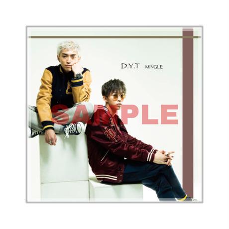 1st mini album「MINGLE」
