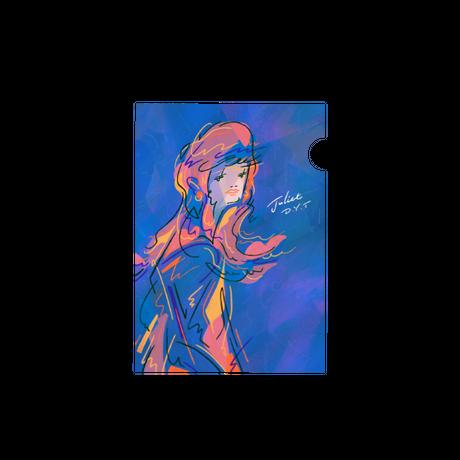 クリアファイルセット(A4・A5サイズ2枚組)