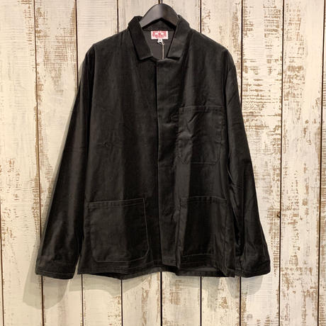 WAREHOUSE JACKET (Cotton Velvet)  HF20AW03 / HOLD FAST