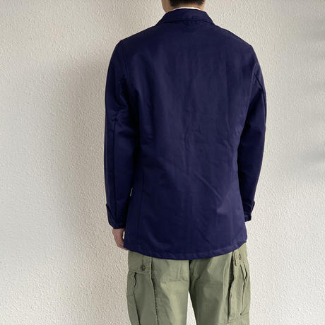 New Drivers Jacket (Cotton Drill) YAR-20AW 01-N / Yarmo