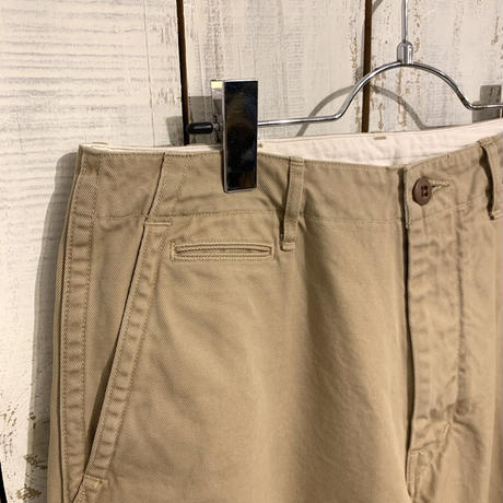 CHINO WIDE TROUSERS S20FPT11 / Sanca