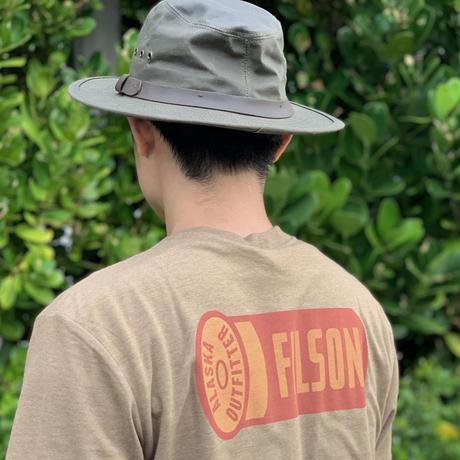 BUCKSHOT T-SHIRT (Olive Drab Heather) 20172118 / FILSON