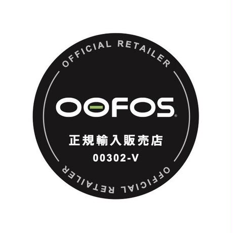 OOahh Luxe (Black×Black) / OOFOS