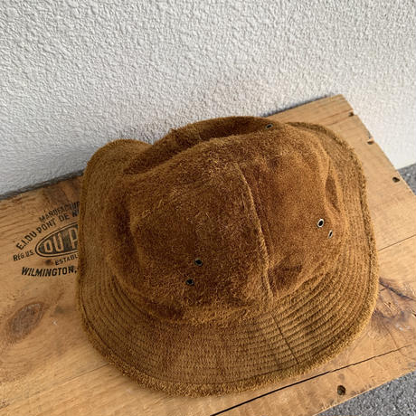 US NAVY HAT(Leather) / orSlow