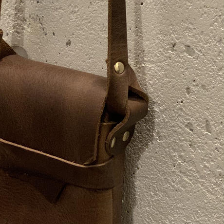 Kerry Pouch  (S) / Fernand  Leather