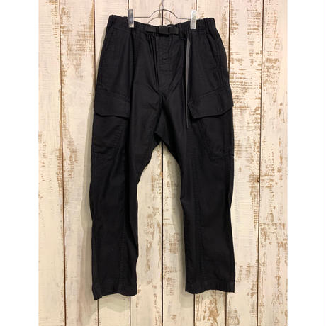 BACKSATIN FIELD CARGO PANTS WT20030AD / WILD THINGS
