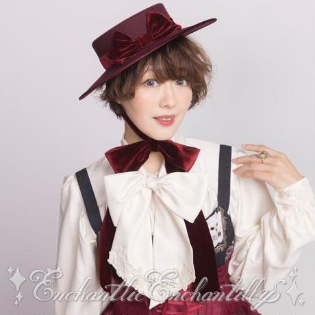 Dolled up Hat(3色展開)