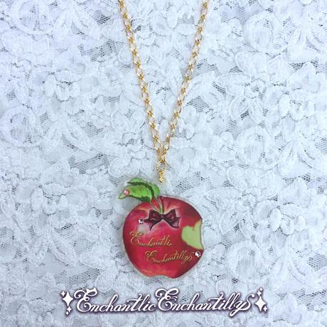 午後3時の林檎 ネックレス