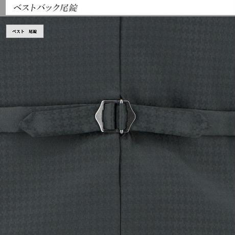 【13-1IFA74】ジレ ベスト  グレー 無地 光沢素材 オッドベスト  オッドベスト
