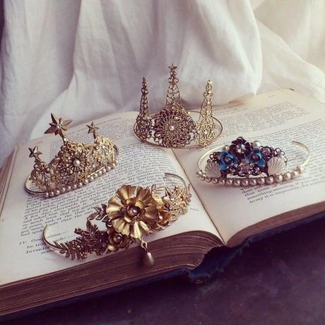 小さなお姫様のティアラ〈海〉