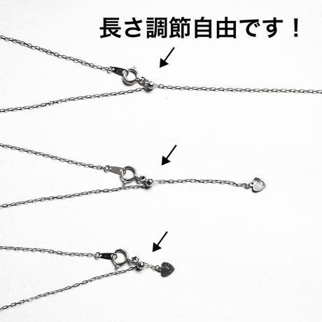 K18WGホワイトジェシカダイヤ/0.2ct◆BASIC