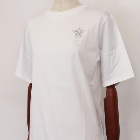 2102103 E★クルーネックTシャツ