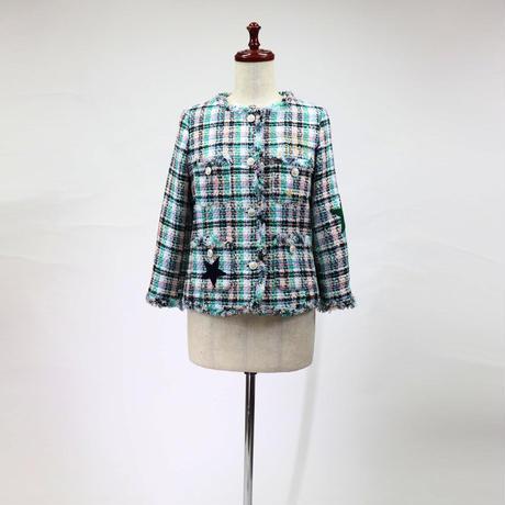 1810901 ツイードジャケット