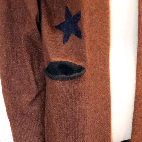 2007204  ラクーンドレープカーディガン