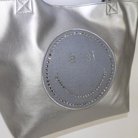 2001003  フェイクレザースマイルBAG(小)