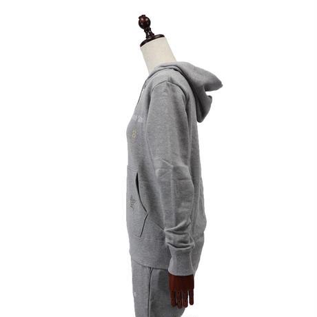 1910115   スワロ刺繍ジップパーカー(Swarovski Zip-up Hoodie)