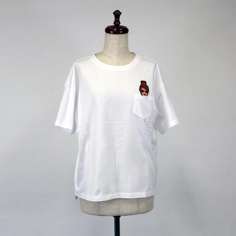 1903123 天竺BIG Tシャツ半袖(キャサリン)