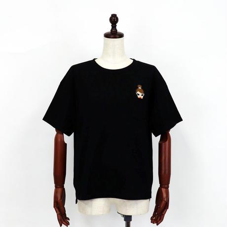 2001105   キャサリンスワロクルーネックTシャツ