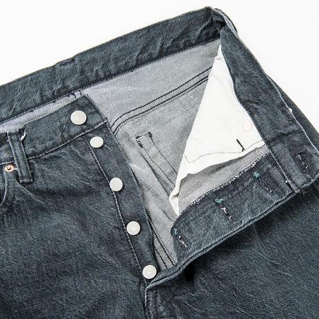 Lot 802, Black Jeans Washed