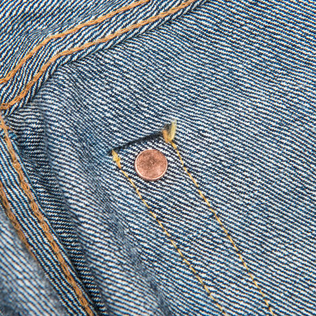 Lot 801 Straight Jeans