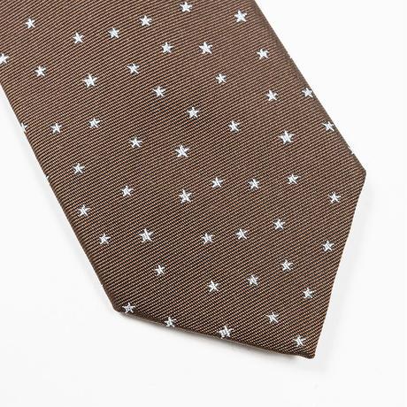 Silk Tie, Star Dot