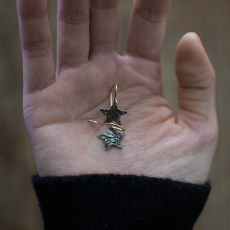 JIVITA | Small Star Earrings