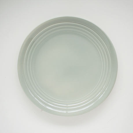 BAUER POTTERY |  Lunchon Plate