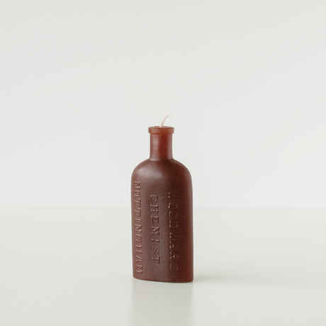 Bottle Candle | Carol
