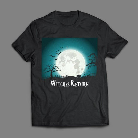 Witches Return T-Shirt (2)