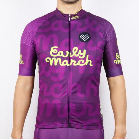 "Cycling jersey ""CURSIVE"""