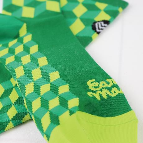 "Cycling Socks ""CUBE"""