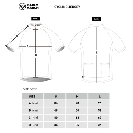 """Cycling jersey """"BLOW"""""""