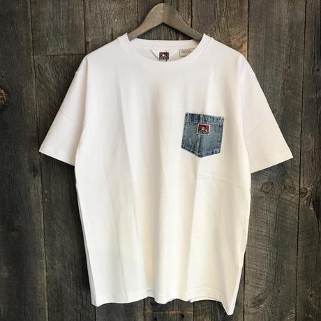 BENDAVISデニムポケットTシャツ  9580010