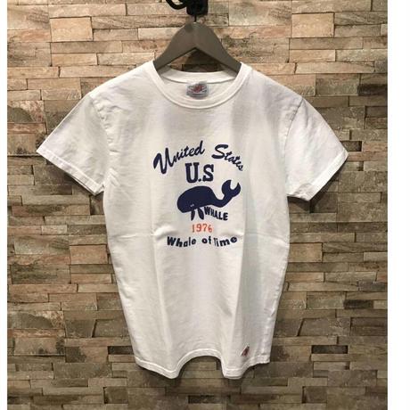 LUMBERTシャツ(クジラ) 191210